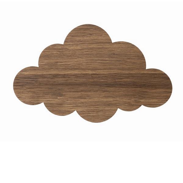 lamp med form som sky fra ferm living k bes billigt online her fri fragt. Black Bedroom Furniture Sets. Home Design Ideas